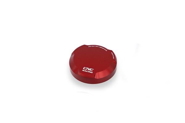 CNC-Racing Bremsflüssigkeitsbehälterdeckel hinten SEC12 (für SEB12) in rot