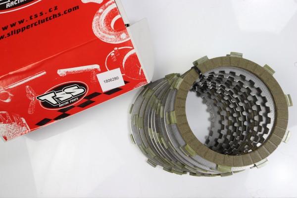 TSS Beläge für Antihopping Ölbad-Kupplung Ducati 848