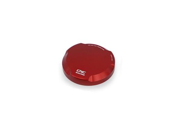 CNC-Racing Deckel für Flüssigkeitsbehälter SEC25 (für SEB25) in rot