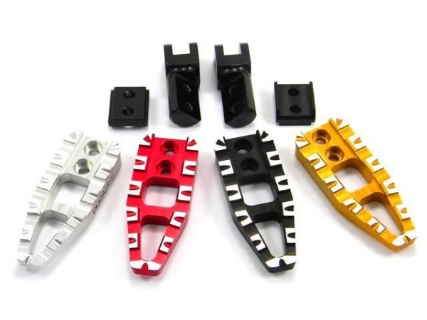DUCABIKE Footrests PPDV01 for Rider