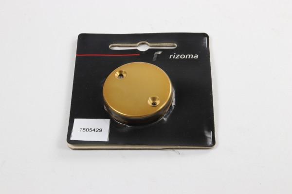 Rizoma Abdeckung für Ausgleichsbehälter in Gold