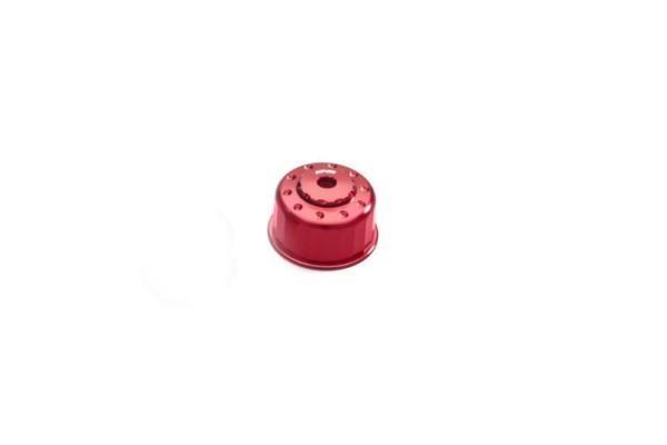 CNC-Racing Kühlflüssigkeits Ausgleichsbehälter Deckel TA150 in rot