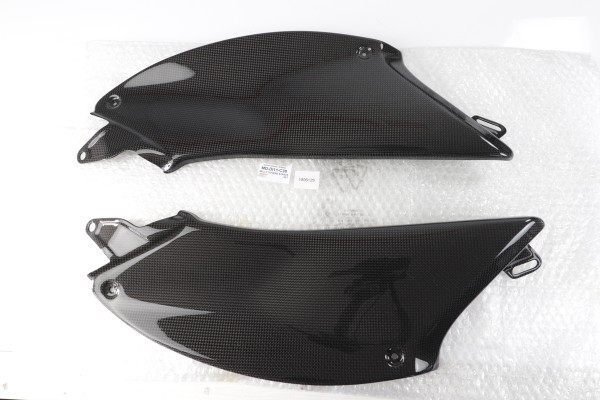 Fullsix Carbon untere Tankverkleidung links und rechts für Diavel (2011-2013)