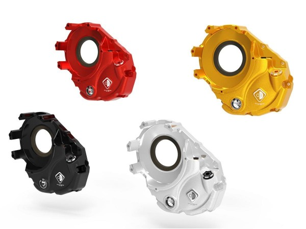 DUCABIKE 3D-Evo Clutch-Side Casing for Dry Clutch
