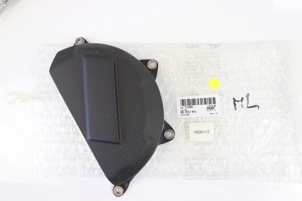 Fullsix Carbon Abdeckung für Kupplung an Panigale 1199 von 2011-2014 in Matt