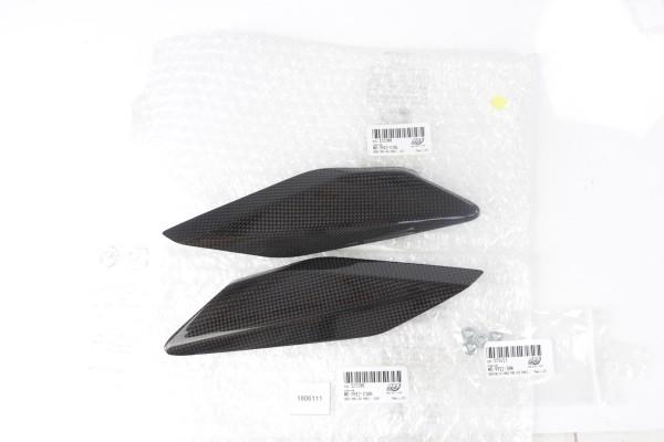 Fullsix Carbon Verkleidung seitlich unter Sitzbank linke und rechte Seite für 1199
