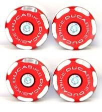 DUCABIKE Frame Plugs for Hypermotard/strada 821/939 (TTNHM02)