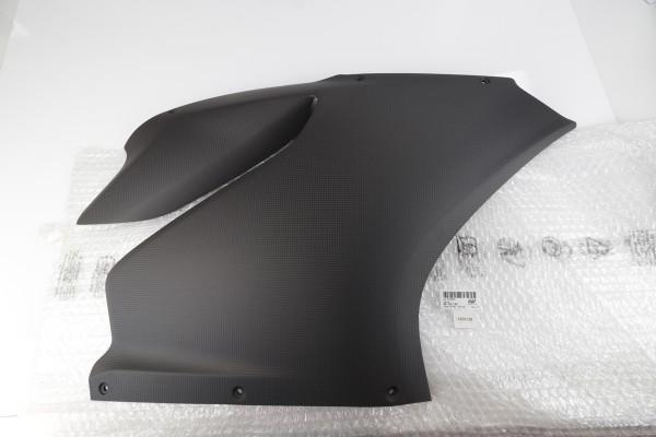 Fullsix Carbon Verkleidungsteile Panigale 1199 Links und Rechts oberes Teil - MATT