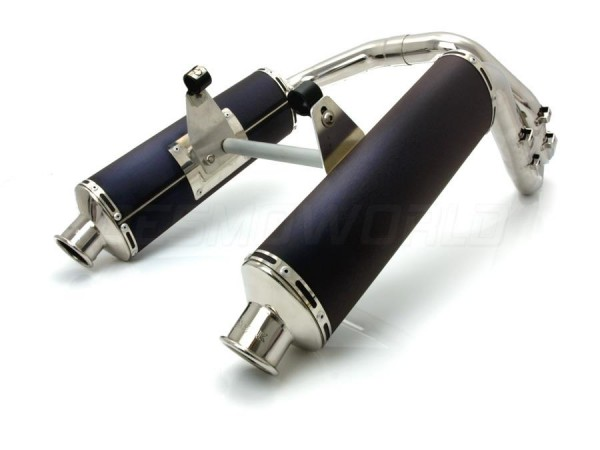 SPARK S4Rs - S4R 2007 Oval HighUp Left / Right