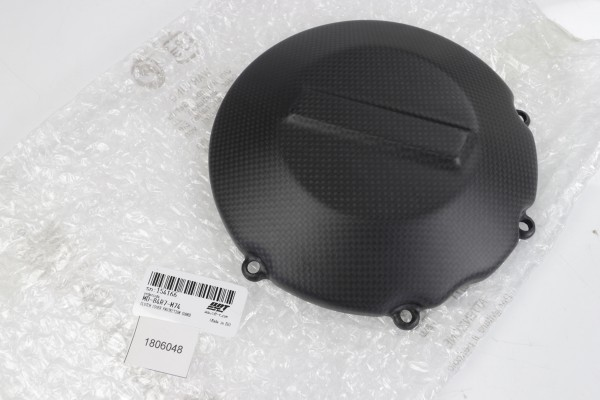 Fullsix Kupplungsdeckel Abdeckung in Carbon Matt