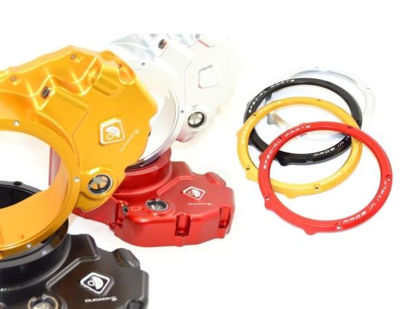 Ducabike Kupplungsdeckel CLEAR CCDV02