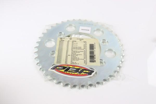 PBR Stahl Kettenrad 1027 Teilung 520 Zähne 40
