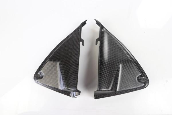 Carbon Peter Innenteile Tank linke und rechte Seite