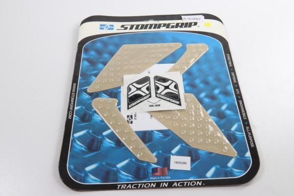 STOMPGRIP Pads für Hyper 1100 08-12 , Klar