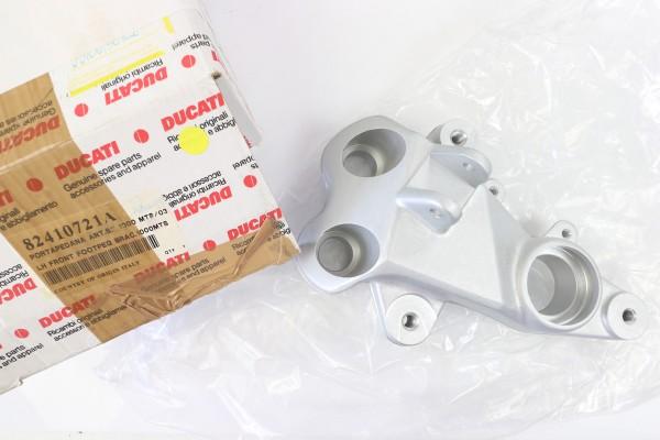 Original Ducati Fußrastenplatte Hypermotard links