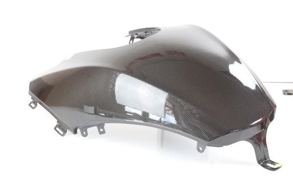 FullSix Carbon Verkleidung Tank unten für Diavel